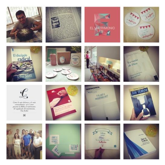 Junio en instagram