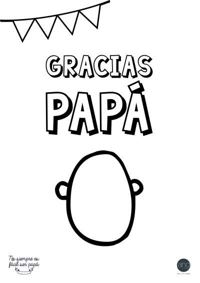 Gracias papa. And